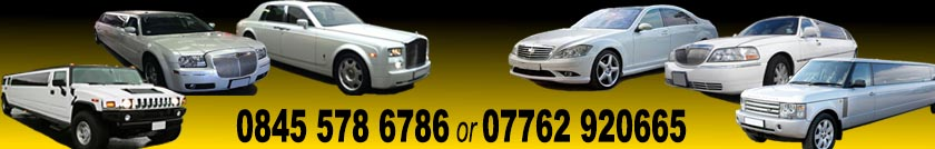Limo Hire Lancaster
